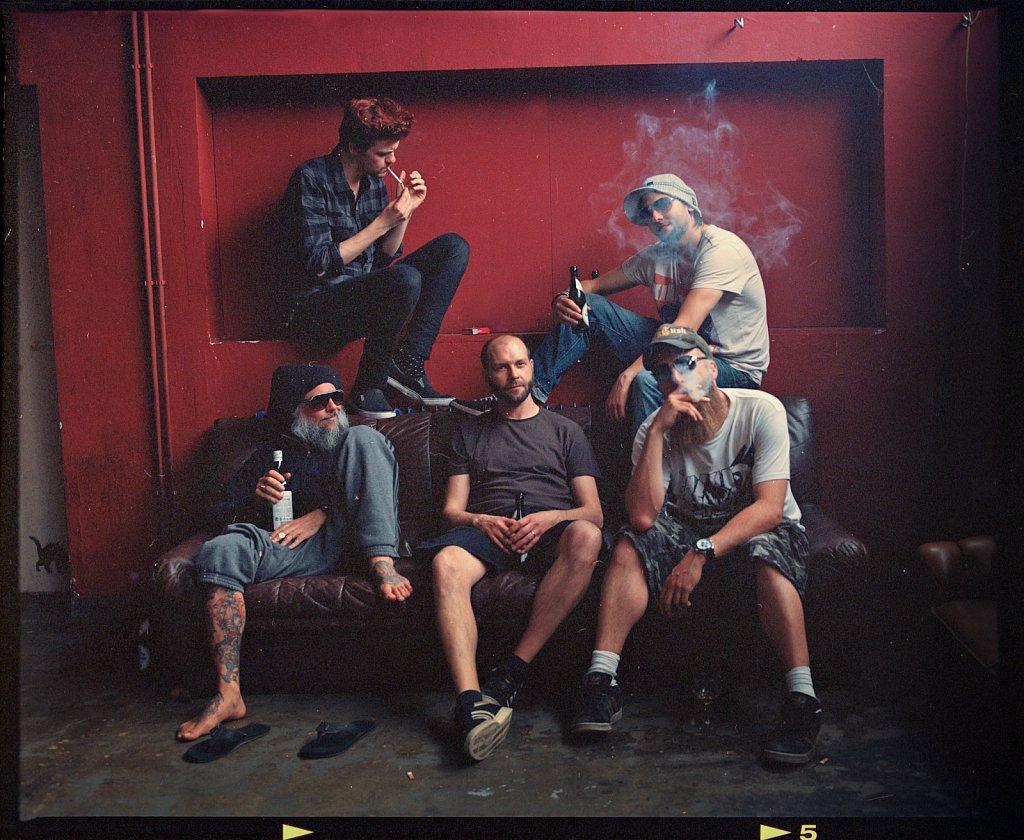Jaya the Cat, Reagge Punk Rock Band