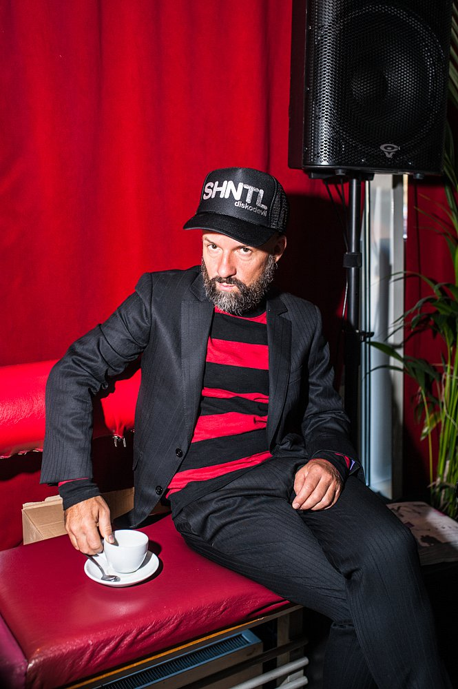 Shantel, musician
