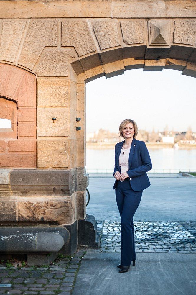 Julia Klöckner, politician